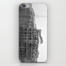 Paris Snow iPhone & iPod Skin