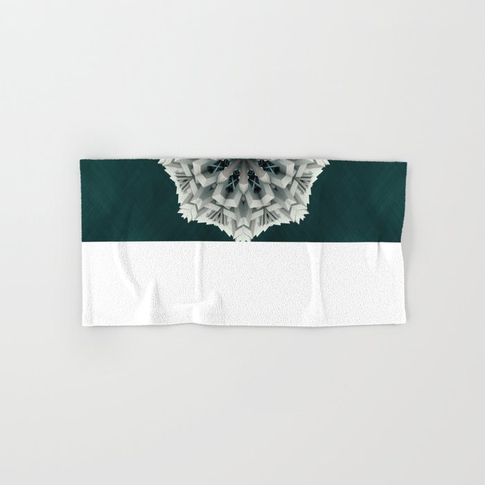 Winter Flakes Hand & Bath Towel