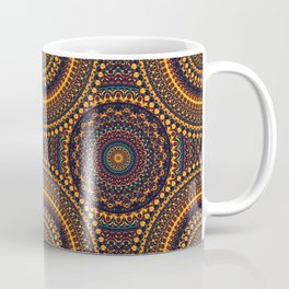 Mandala 187 Coffee Mug