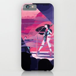 Haitus Kaiyote iPhone Case