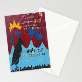 Ransom of the Earth  Stationery Cards