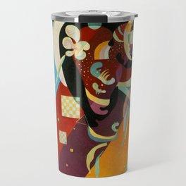 Vassily Kandinksy Composition IX. Travel Mug