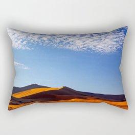 Clouds over Namib desert - Namibia Rectangular Pillow