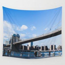 Brooklyn Views Wall Tapestry