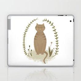 Nature Cat Laptop & iPad Skin