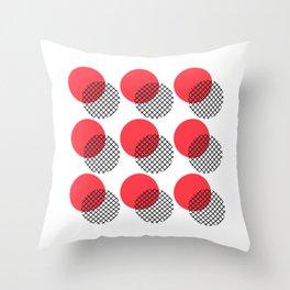 leggo my mini eggo Throw Pillow