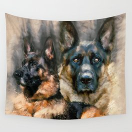 Loyalty Wall Tapestry