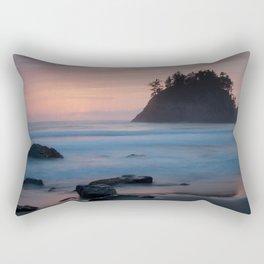 Trinidad Sunset - Another View 2 Rectangular Pillow