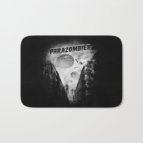 Parazombies Bath Mat