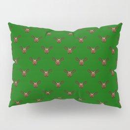 Avocado Moose Pillow Sham