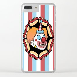 Who Wants Hotdogs? Clear iPhone Case