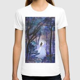 Rider in the Night T-shirt