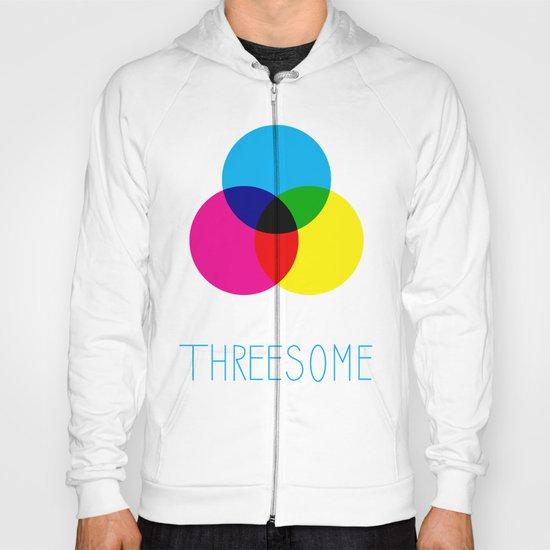 Threesome Hoody