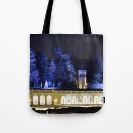 Longwood Gardens Christmas Series 118 Tote Bag