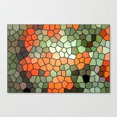 Pattern 6 - Tree Love Canvas Print