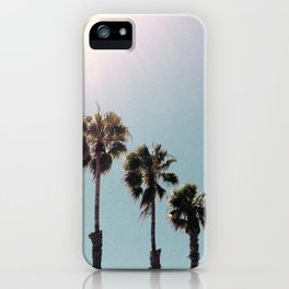Four Palms iPhone Case