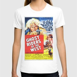 Ghost Riders of The West T-shirt
