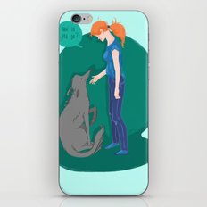 How do you do? iPhone & iPod Skin