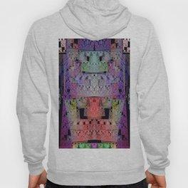 The Escher Factor, modern fractal abstract Hoody