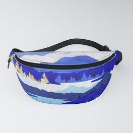Blue Lake Fanny Pack