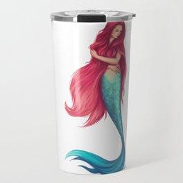 Last of the mermaids Travel Mug