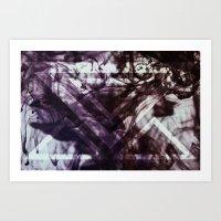 No. 1 (color) Art Print