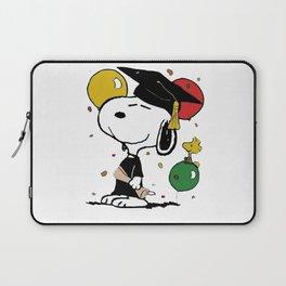 snoopy-happy Laptop Sleeve
