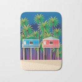 Palolem Beach Huts Bath Mat