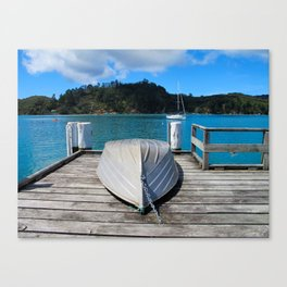 NZ 1 Canvas Print