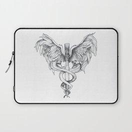 Life Saver Laptop Sleeve