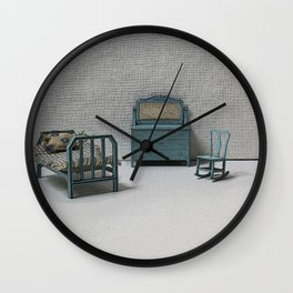 One Room Wall Clock