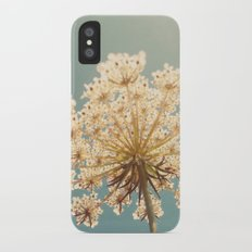 Queen Anne's Lace Slim Case iPhone X