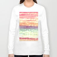 pastel Long Sleeve T-shirts featuring Pastel  by Whimsy Romance & Fun