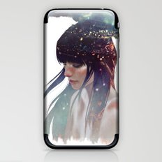 the darkness constellation iPhone & iPod Skin