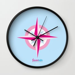 Fisiomon Wall Clock