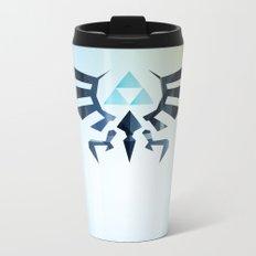 The Legend of Zelda - Hyrule Rising Poster Metal Travel Mug