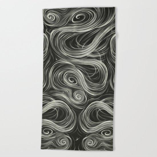 Portal I. Beach Towel