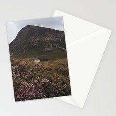 The moorland house Stationery Cards