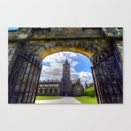 University of St. Andrews Canvas Print
