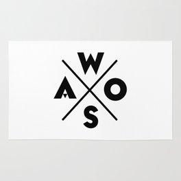 WOSA - World of Street Art Rug