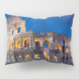 Colosseum By Night Pillow Sham