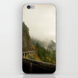 Curvature  iPhone Skin
