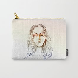 GIULIA'S PORTRAIT Carry-All Pouch