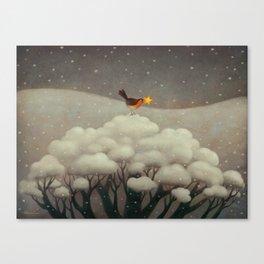 Lost Star Canvas Print