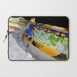 Gaudi Series - Parc Güell No. 1 Laptop Sleeve