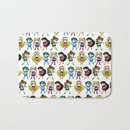 Sailor Senshi Bath Mat