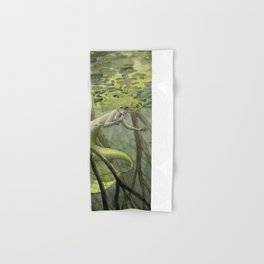 Mangrove Mermaid Hand & Bath Towel