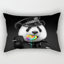 LOLLYPOP COP Rectangular Pillow