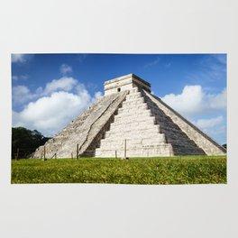 Chichen Itza Yucatan Mexico Rug