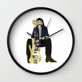 It's a BASS hero thing Wall Clock